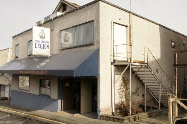 Legion building